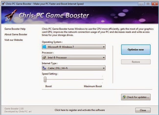Chris Pc Game Booster Keygen